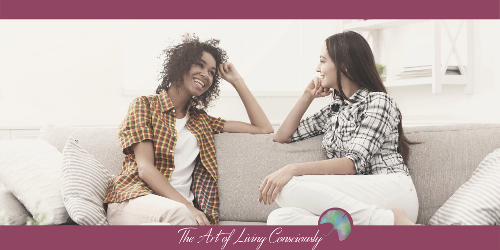 The Lost Art of Listening - The Art of Living Consciously