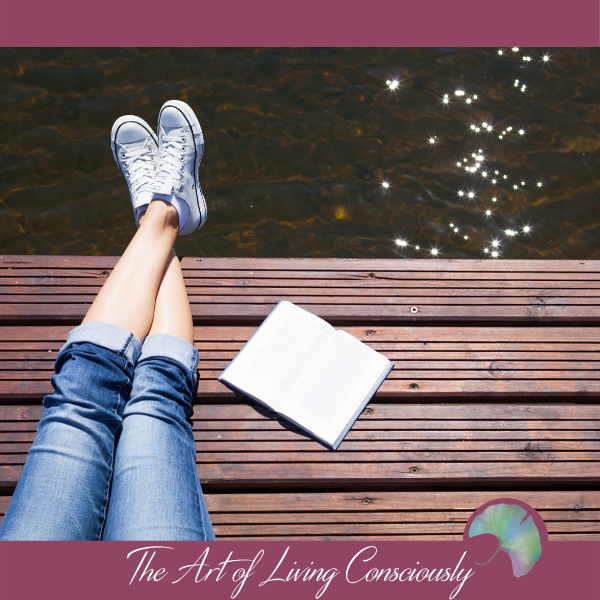 An opportunity to step away - The Art of Living Consciously