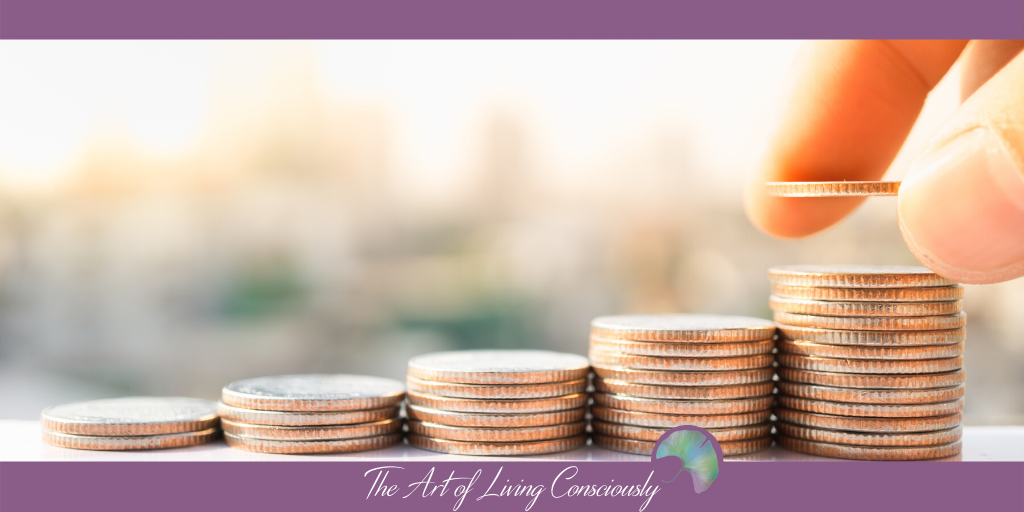 How Your Spending Reflects Your Values - The Art of Living Consciously