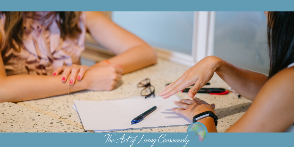 How to Give Loving Feedback - The Art of Living Consciously