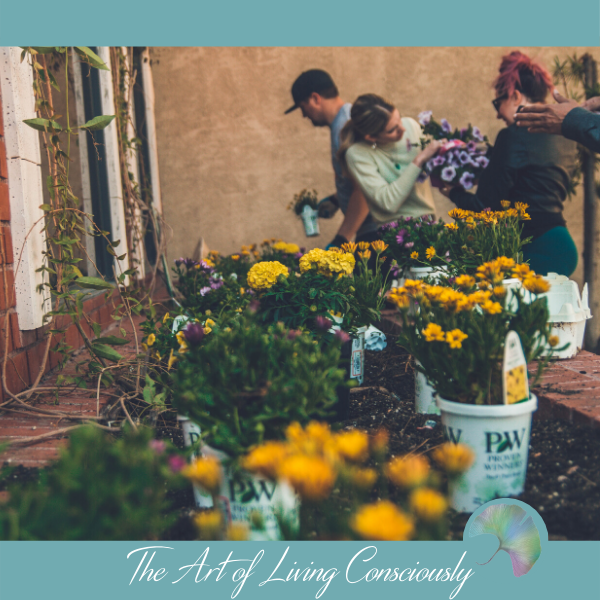 The Power of Conscious Giving - The Art of Living Consciously