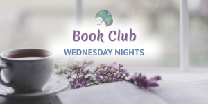 Book Club Wednesday Nights - Website Banner - The Art of Living Consciously