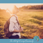 Minding Your Own Business Taking Up Space - The Art of Living Consciously - Blog Square Images